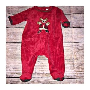 Christmas outfit 3-6 Months reindeer